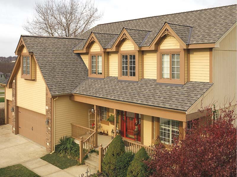 Gaf Timberline Hd Driftwood Hous Remember Me Roofing Ottawa S Top Roofing Experts